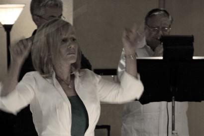 Nan Schwartz Conducting
